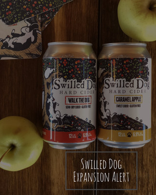 Swilled Dog Expands to Virginia