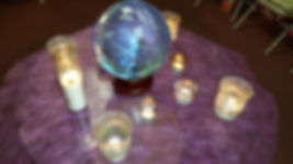 Yulia Applewood Psychic Medium Seance Gallery Group Reading
