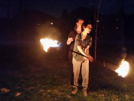 Full Moon Fire Fanfare
