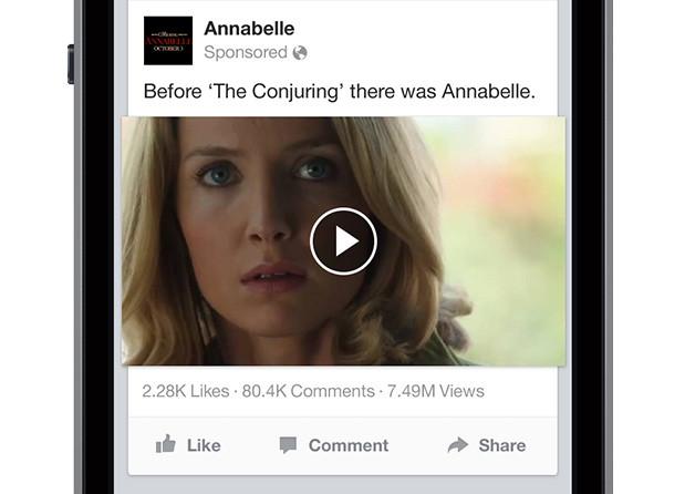 O que o aumento de vídeos no Facebook significa para as empresas