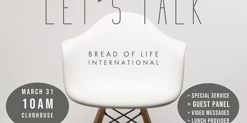 BL International- Let's Talk
