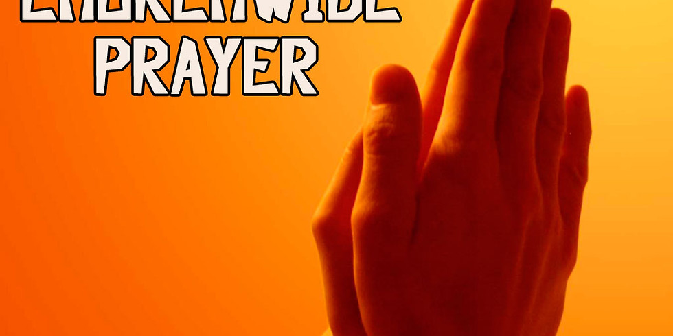 Church Wide Prayer Meeting