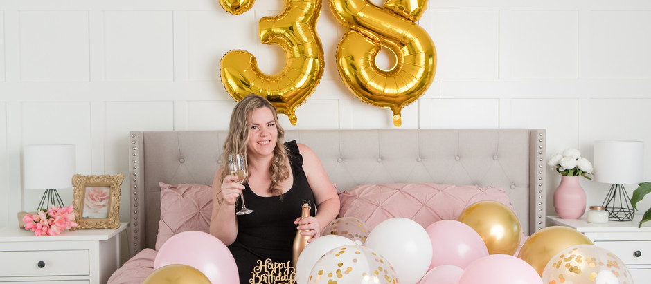 This is 38 | Happy Birthday