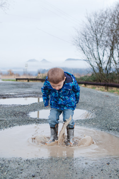 Puddle Jumping Abbotsford