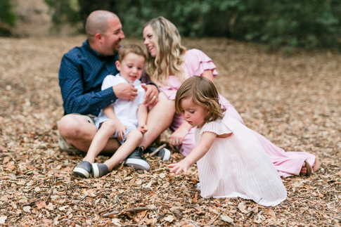 Family Session at Oak Canyon Nature Center