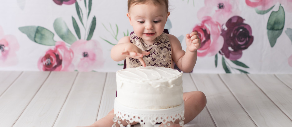 Top 5 tips | For booking your Cake Smash Session