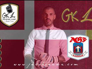 Mi experiencia como Head GK Coach en un Equipo profesional de 1ª División