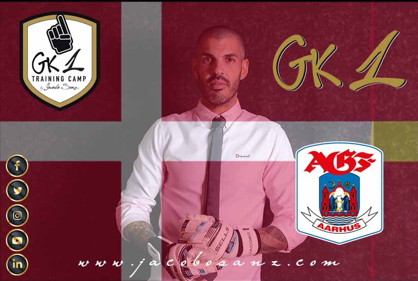 Jacobo Sanz Head GK Coach Aarhus AGF