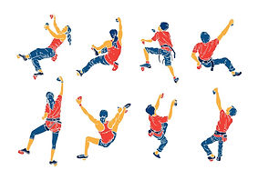 best-15-climbing-wall-vector-free-images