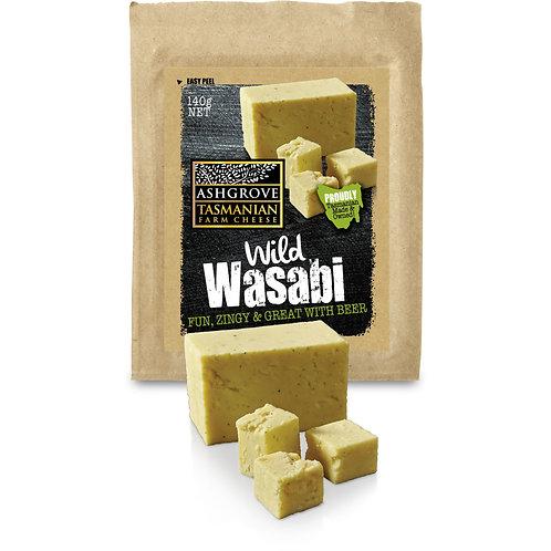Ashgrove Wild Wasabi Cheddar