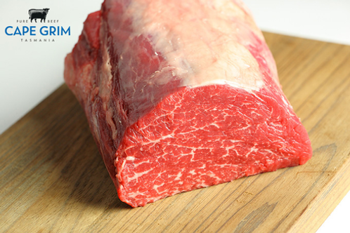 Cape Grim MS2+ Striploin (Porterhouse) 350g Angus Hereford Grass Fed