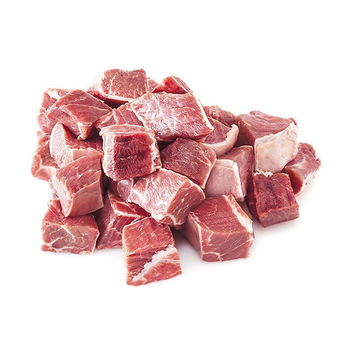 Cape Grim MS2+ Rump Diced 750g Angus/Hereford Grass Fed For Stews