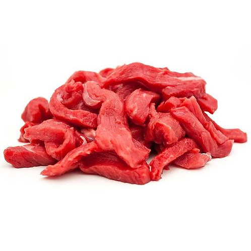 Cape Grim MS2+ Tri Tip Strips 500g Angus/Hereford Grass Fed For Stir Fry