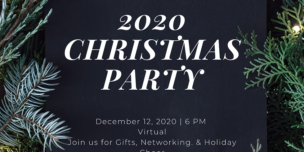 Visionary Initiatives' 2020 Christmas Party
