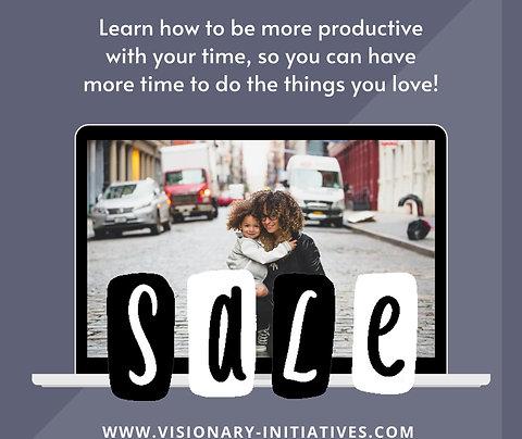 Get Productive Workshop for Working Moms