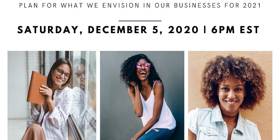 Vision Board Party for Your Business