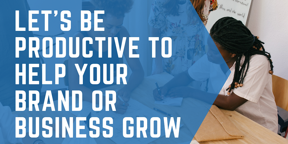 Visionary Productivity Hour for Small Business Owners