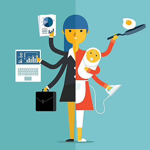 The Working Mom's Toolkit