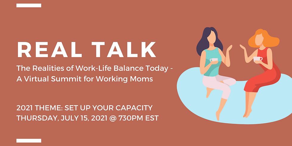 Real Talk: The Realities of Work-Life Balance