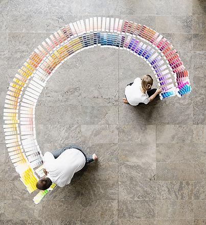 studenti pittura
