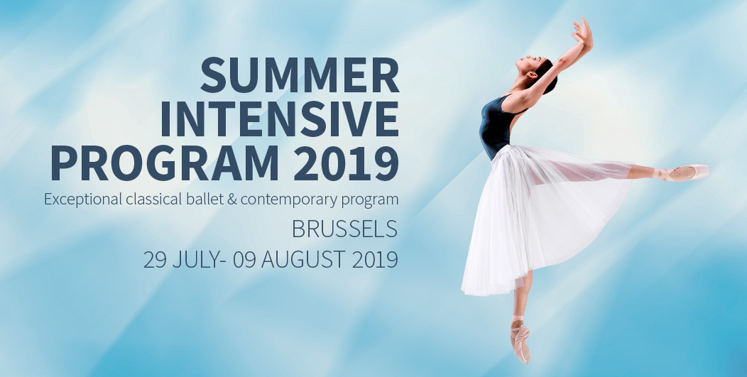 The Brussels International Ballet School's Summer program 2019