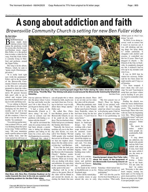 Find My Faith Video Article.jpg