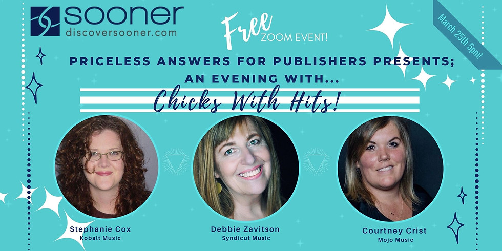 Priceless Answers From Publishers: Chicks With Hits