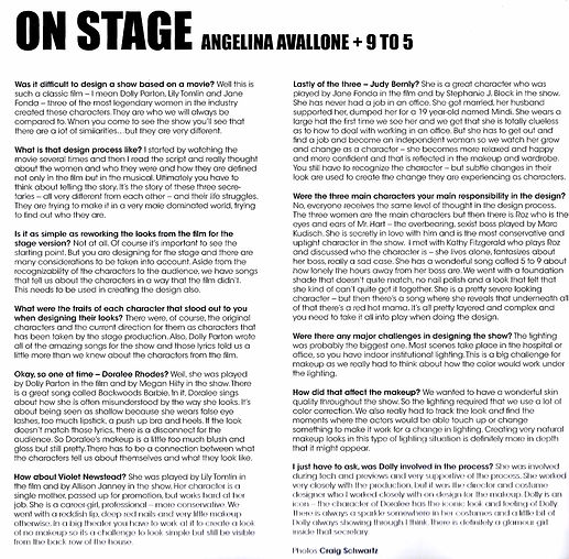 Onstage 9To5