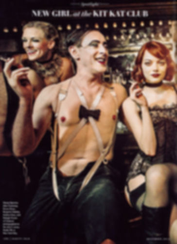 Vanity Fair Cabaret