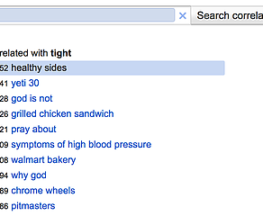 Culture and Google Searches