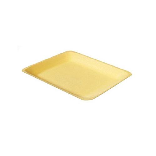 4P Yellow Foam Tray