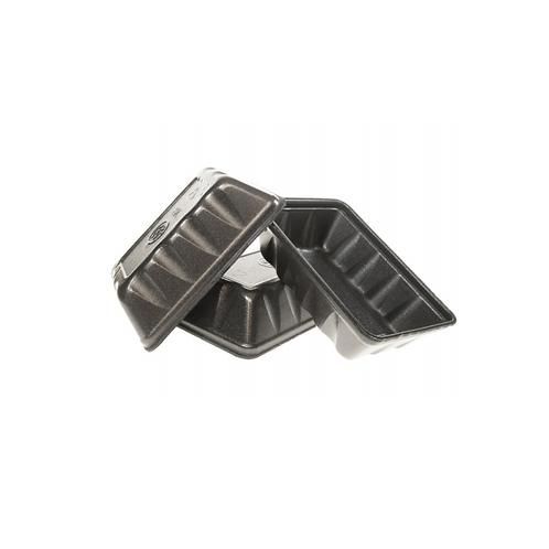 8P Black Foam Tray