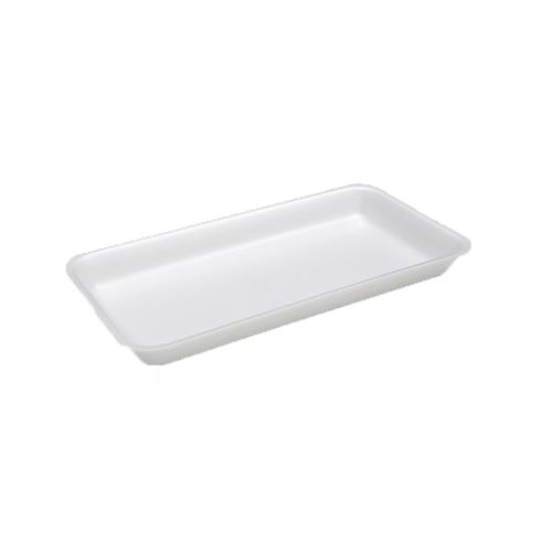 27S White Foam Tray