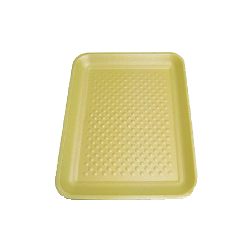 4S Yellow Foam Tray