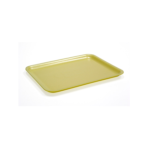 8S Yellow Foam Tray