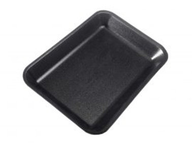 15P Black Foam Tray