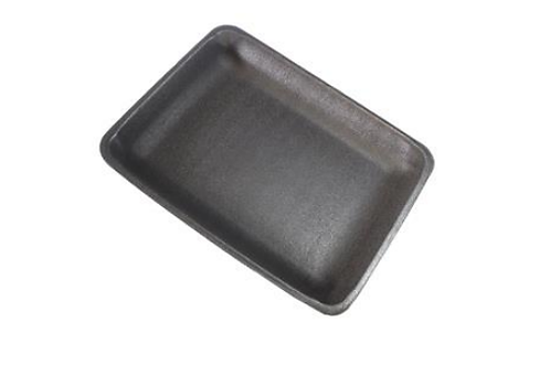 No. 2 Black Foam Tray