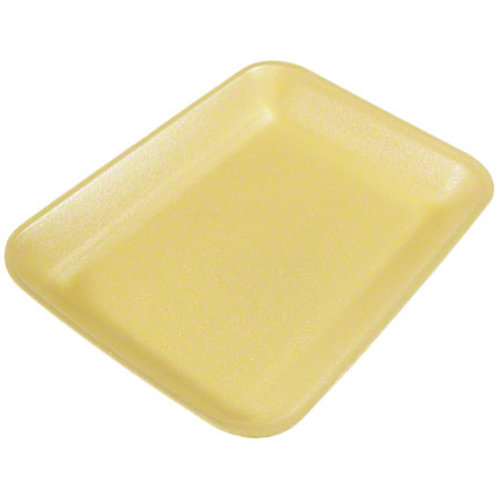 24D Yellow Foam Tray
