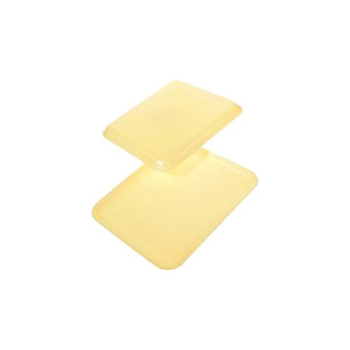 8S Yellow Foam Tray