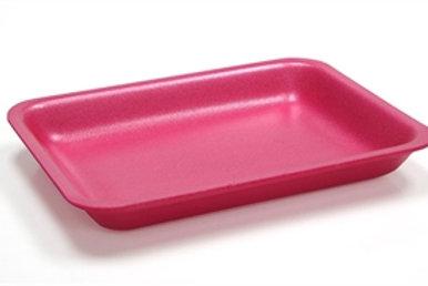 10P Pink Foam Tray