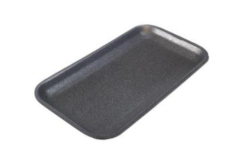 17S Black Foam Tray