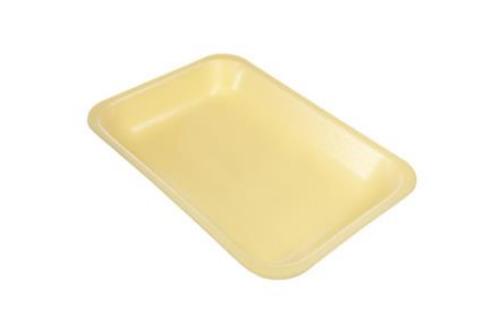 2PP Yellow Foam Tray