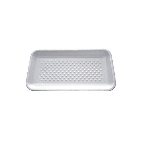 5S White Foam Tray