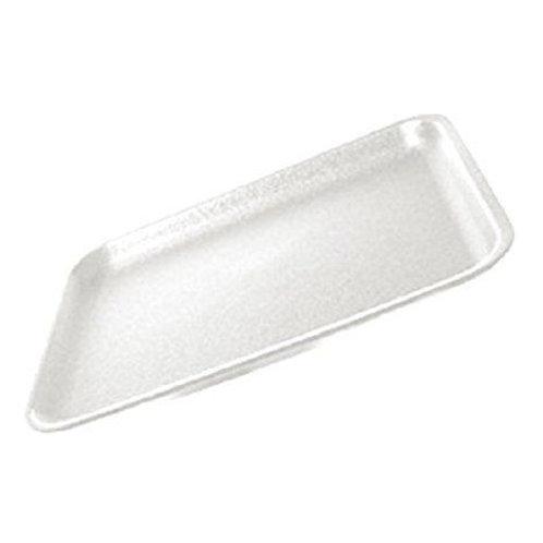 20S White Foam Tray