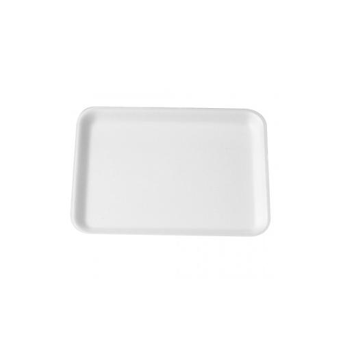 4D White Foam Tray
