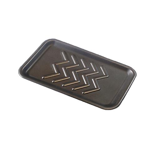 24S Black Foam Tray