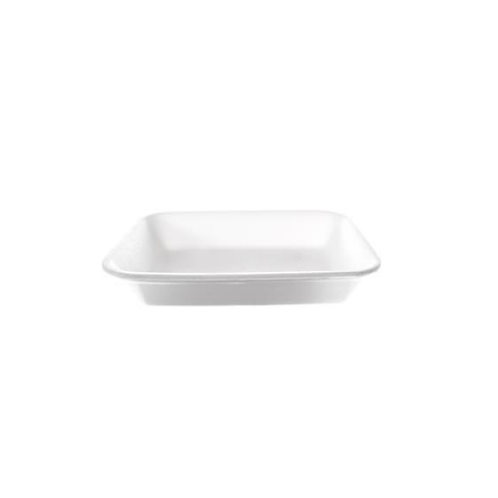 3PP White Foam Tray