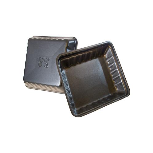 809P Black Foam Tray