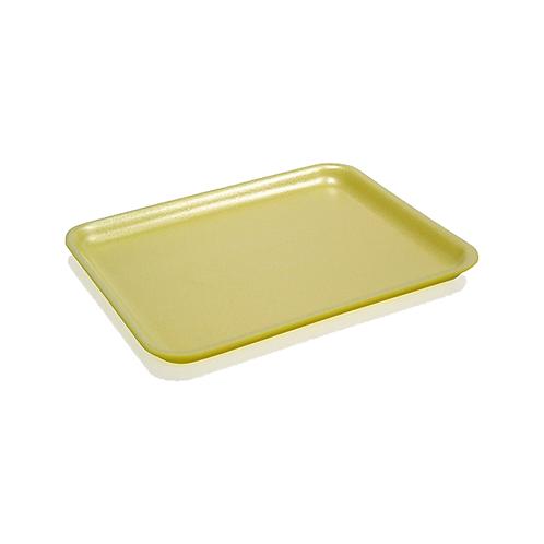 27S Yellow Foam Tray