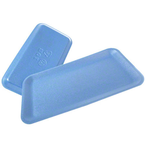 10S Blue Foam Tray